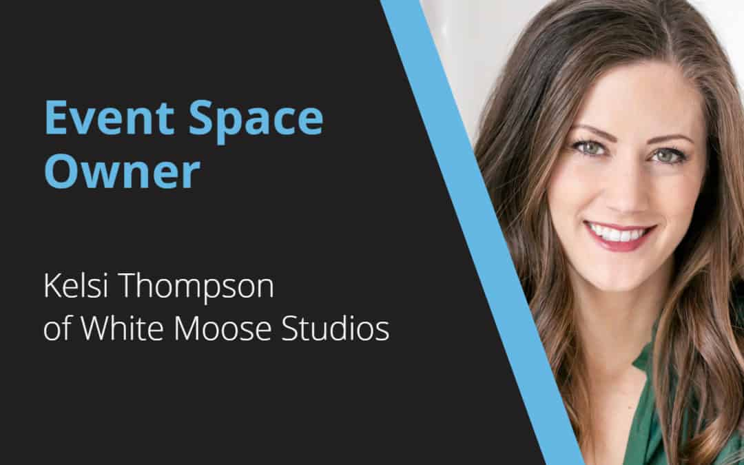 Event Space Owner – Kelsi Thompson – White Moose Studios